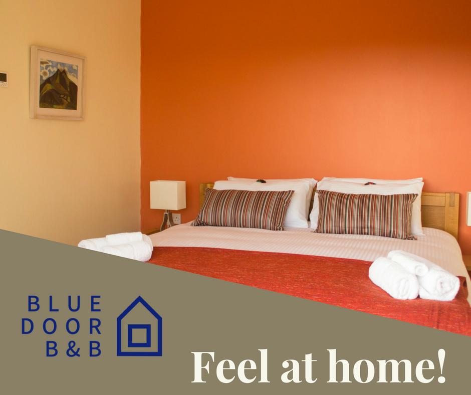 The Orange Room - Ensuite Luxury Room