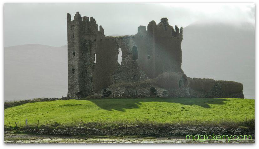 Ballycarbery Castle, Caherciveen
