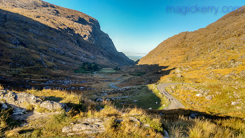 road through the gap of dunloe