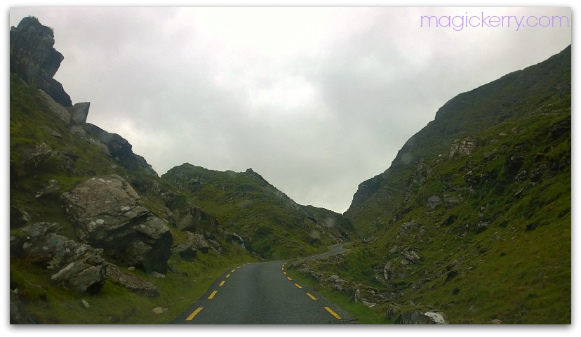 Road Trip In Kerry - Balligbeama Pass
