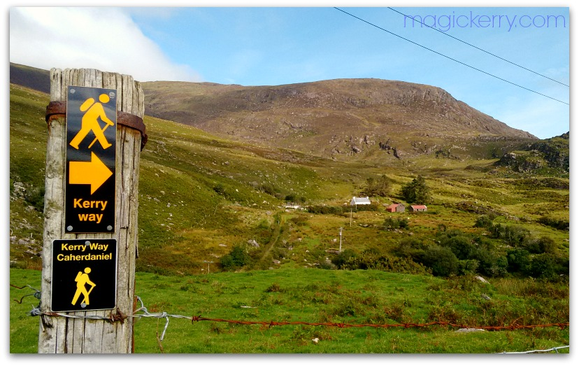 walking tours ireland, kerry way